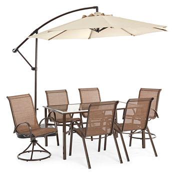 Outdoor Oasis Newberry 7-Piece Dining Set