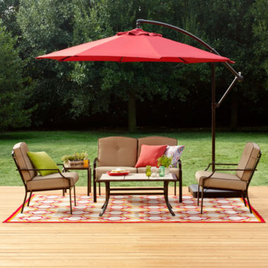jcpenney.com | Outdoor Oasis™  Stratton 4pc Conversation Set
