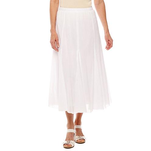 Alfred Dunner Lady Liberty Full Skirt