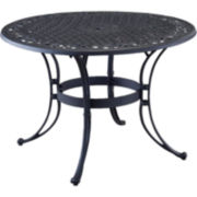 "Biscayne 48"" Outdoor Dining Table"
