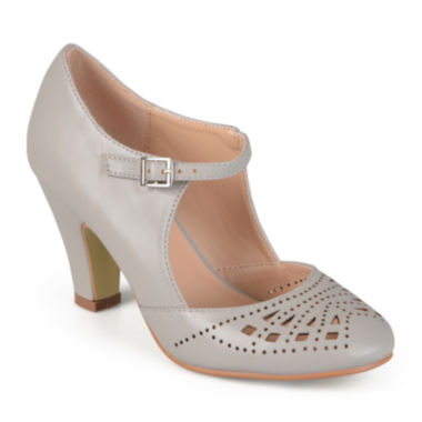 jcpenney.com | Journee Collection Elsa Tailored Pumps