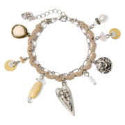 Messages from the Heart® by Sandra Magsamen® Mixed Metal Wrap Bracelet