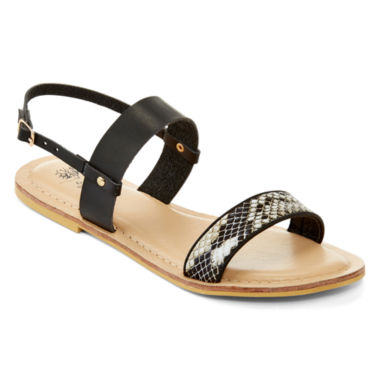 jcpenney.com | GC Shoes Cutie Slingback Flat Sandals