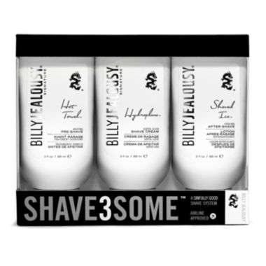 jcpenney.com | Billy Jealousy Shave3Some Travel Shave Kit - 9 oz.