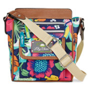 Lily Bloom Mini Jamie Crossbody Bag