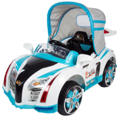jcpenney.com | Lil' Rider Pre-assembled Battery Operated Ride-On Car with Canopy