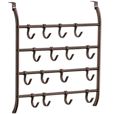 jcpenney.com | Lynk® Over-Door 16-Hook Accessory Organizer