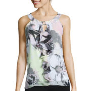 Alyx® Sleeveless Ruffled Top