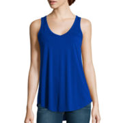 Stylus™ V-Neck Swing Tank Top