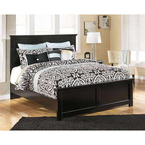 Signature Design By Ashley 174 Miley Panel Bed Jcpenney