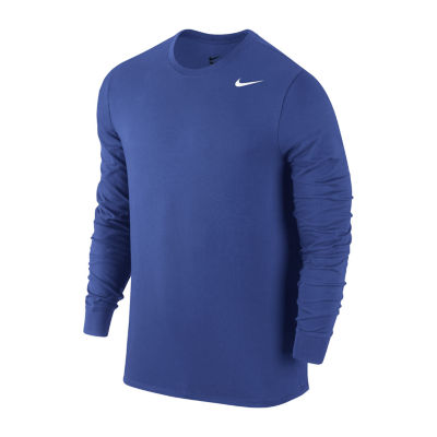 Nike Dri Fit Long Sleeve Tee Jcpenney
