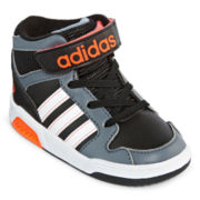 adidas® BB9TIS Boys Basketball Shoes - Toddler
