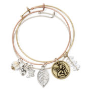 Messages from the Heart® by Sandra Magsamen® 3-pc. Bangle Bracelet Set