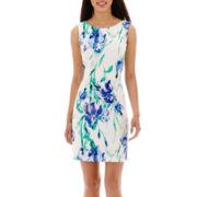 Alyx® Sleeveless Sheath Dress - Petite