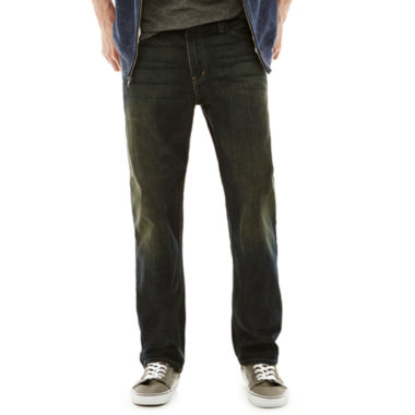 jcpenney.com | Arizona Basic Relaxed Straight Jeans