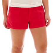 Arizona Bedford Trouser Shorts - Plus