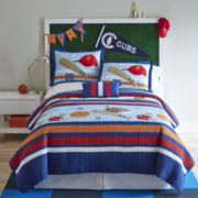 Mi Zone Game Day Quilt Set