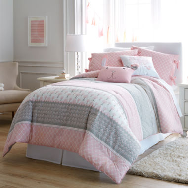 jcpenney.com | Frank and Lulu Heartwood Forest Comforter Set