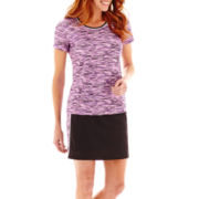 Made For Life™ Print Mesh T-Shirt or Skort