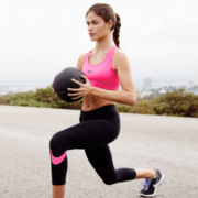 Nike® Victory Compression Sports Bra or Cropped Leggings