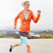 Xersion™ Water-Resistant Jacket, Colorblock Sports Bra or Capris