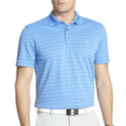 IZOD® Golf Short-Sleeve Jacquard Polo