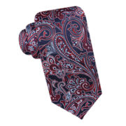 Stafford® Seeter Paisley Silk Tie