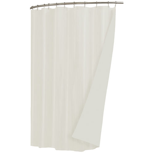 Maytex Ultimate Laminated Shower Curtain Liner