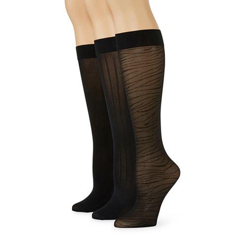 Mixit™ 3pk Trouser Socks