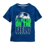 OshKosh B'gosh® Short-Sleeve Active Tee - Preschool Boys 4-7