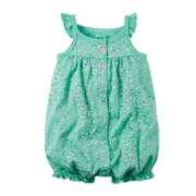 Carter's® Fish Romper - Baby Girls newborn-24m