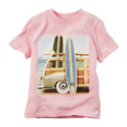 Carter's® Short-Sleeve Surf Tee - Toddler Boys 2t-5t