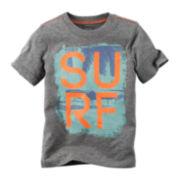 Carter's® Surf Short-Sleeve Tee - Toddler Boys 2t-5t