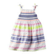Carter's® Sleeveless Striped Dress - Toddler Girls 2t-5t