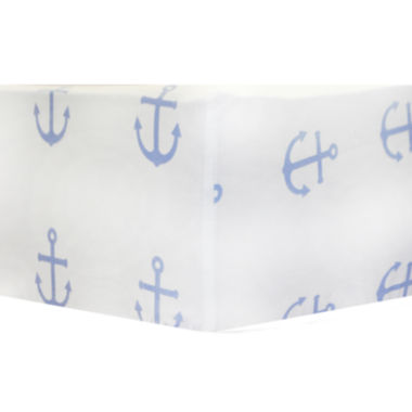 jcpenney.com | My Baby Sam First Mate Crib Sheet