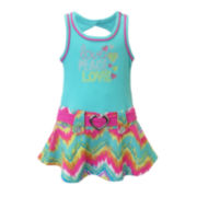 Lilt Tie-Dye Marsha Dress - Toddler Girls 2t-4t
