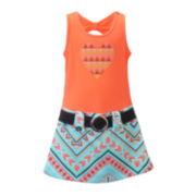 Lilt Marsha Sleeveless Dress -  Preschool Girls 4-6x