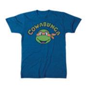 Ninja Turtles Cowabunga Short-Sleeve Tee