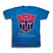 Transformers Logo Short-Sleeve Tee