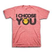 Pikachu Choose You Short-Sleeve Tee