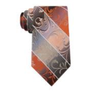 Van Heusen® Vine Stripe Silk Tie