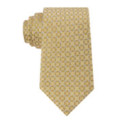 Stafford® Ellis Neat Silk Tie - Extra Long
