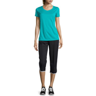 jcpenney.com | Made for Life™ Quck-Dri Tee or Mesh Capris