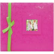 Embossed Postbound Album