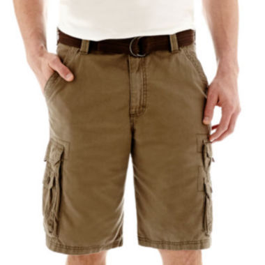 jcpenney.com | Lee® Wyoming Belted Cargo Shorts