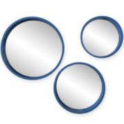 Daws 3-pc. Circular Mirror Set