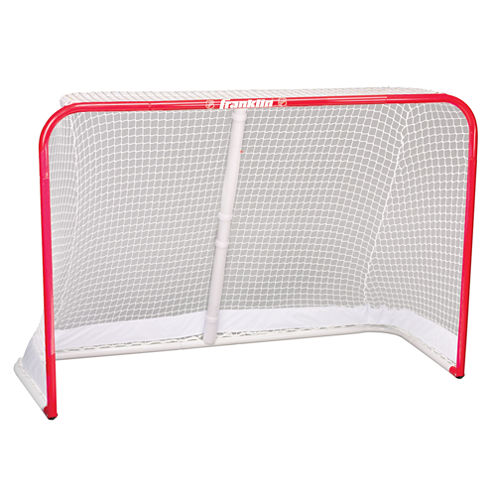 Franklin Sports NHL® Championship Steel Hockey Goal 72In x 48In