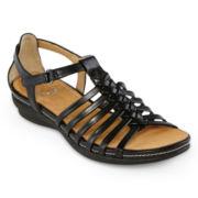 Yuu™ Alead Flat Sandals
