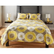 M.Style Sunflower Duvet Cover Set