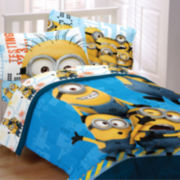Minions Testing 1234 Comforter and Accessories